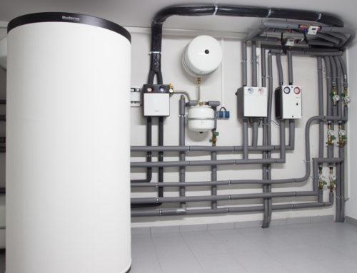 Wärmepumpe & Solaranlage