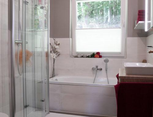 Dynamisches Badezimmer